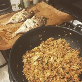 Whole Roasted Fish – I'm Bored Let's Eat